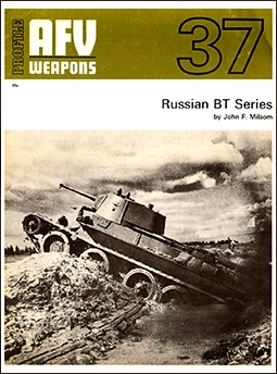 Russian BT Series [AFV Weapons Profiles 37]
