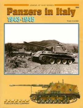 Panzers in Italy 1943-1945 (Concord 7023)