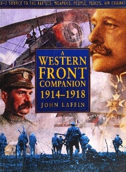 The Western Front Companion 1914-1918
