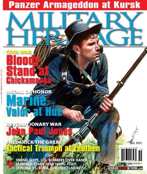 Military Heritage 2021-Fall