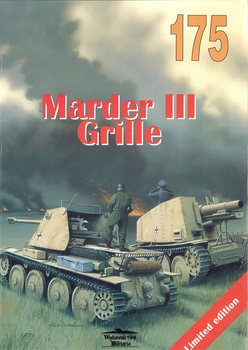 Marder III, Grille (Wydawnictwo Militaria 175)