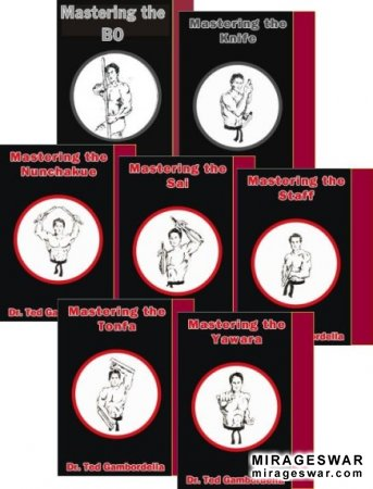 7 Book of Karate Weapons
